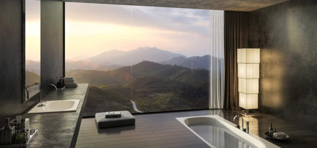 Creating The Most Luxurious Bathroom